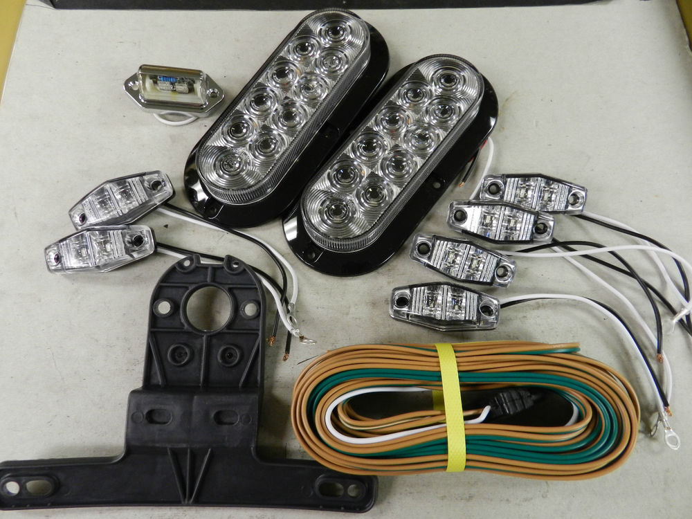 On The Go Trailer Repair Lights Electrical